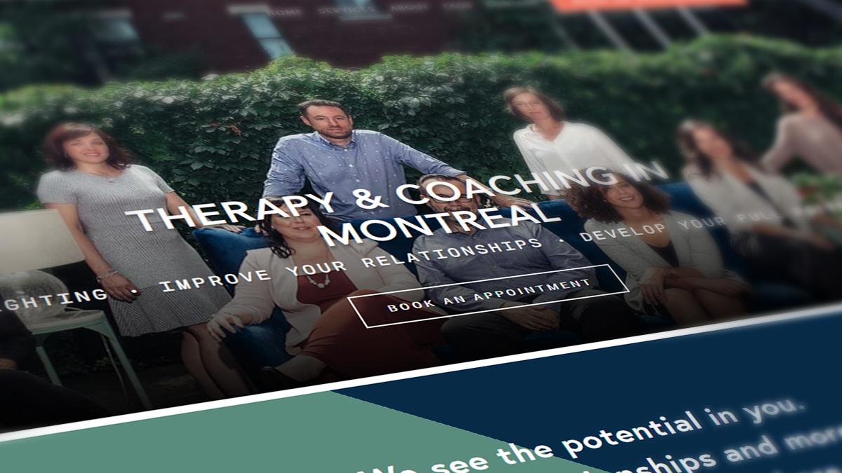 Therapist Montreal